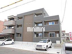 愛知県名古屋市中川区法華西町の賃貸アパートの外観