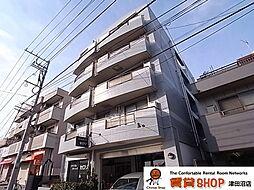 津田沼北見マンション[2階]の外観