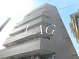 埼玉県さいたま市大宮区宮町2-の賃貸マンションの外観