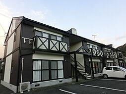 JR加古川線 新西脇駅 バス30分 鍛冶屋バス下車 徒歩15分の賃貸アパート
