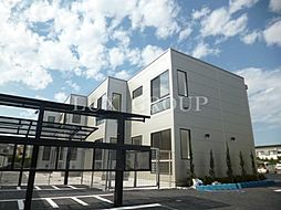 東京都昭島市緑町5丁目の賃貸アパートの外観