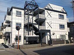 埼玉県川口市柳崎1丁目の賃貸マンションの外観