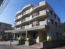 神奈川県横浜市港北区綱島東2の賃貸マンションの外観