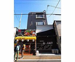 京都府京都市東山区本町12丁目の賃貸マンションの外観