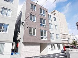Rilassante 東札幌[4階]の外観