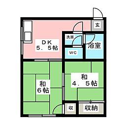 萱場停留所 4.3万円