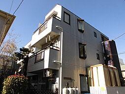 埼玉県草加市草加1の賃貸マンションの外観