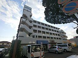 千葉県佐倉市宮ノ台3丁目の賃貸マンションの外観