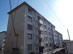 鈴谷住宅1棟[4階]の外観