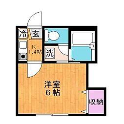 南武線 稲城長沼駅 徒歩6分