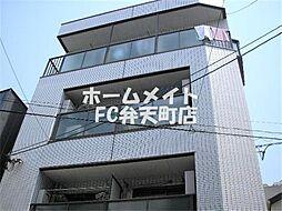 高垣マンション[3階]の外観