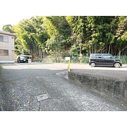 静岡県静岡市清水区馬走坂の上の賃貸アパートの外観