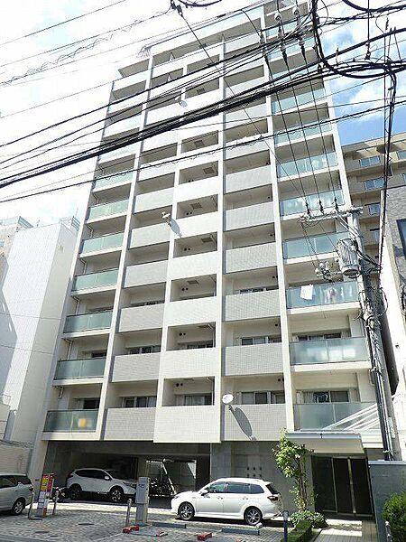 広島県広島市中区鉄砲町の賃貸マンション