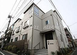 サウサリート3[1階]の外観
