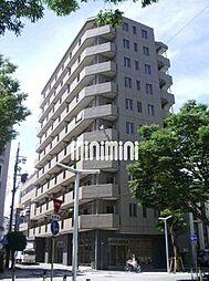静岡七間町エンブルコート[4階]の外観