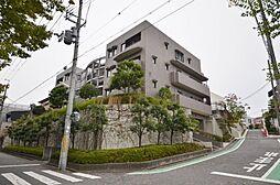 兵庫県西宮市雲井町の賃貸マンションの外観