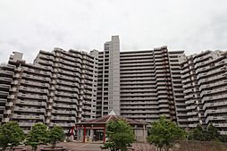兵庫県神戸市西区樫野台の賃貸マンションの外観