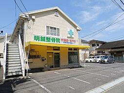 三重県四日市市松原町の賃貸マンションの外観