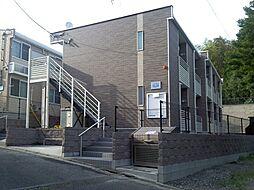 ヴァンベールIII[1階]の外観