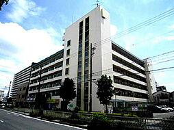 阪下ハウスマンションB棟[1階]の外観