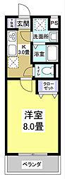 MYUII[5階]の間取り