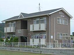 エスポワール九反田[2階]の外観