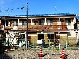 大阪府河内長野市松ケ丘中町の賃貸アパートの外観