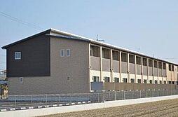 [テラスハウス] 広島県福山市神辺町字道上 の賃貸【/】の外観