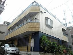 舞風恋人[2階]の外観