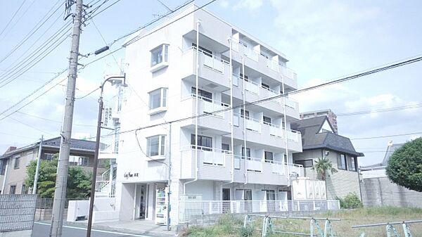 埼玉県熊谷市本石2丁目の賃貸マンションの外観