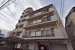 リードハイツ東三国A棟[2階]の外観