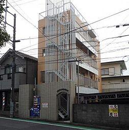 ドルフィン三ッ沢上町[402号室]の外観