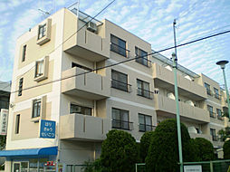 大阪府豊中市北条町4丁目の賃貸マンションの外観