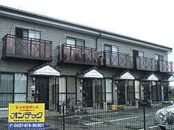 ファミール富士塚B[1号室]の外観