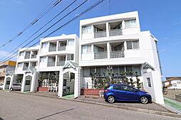 新潟県新潟市西区寺尾台1丁目の賃貸マンションの外観