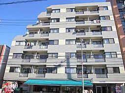 東京都江戸川区松江1丁目の賃貸マンションの外観