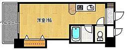 ステラ堤[3階]の間取り