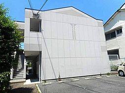 大阪府堺市西区鳳中町6丁の賃貸アパートの外観
