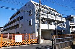 東京都狛江市岩戸南1丁目の賃貸マンションの外観