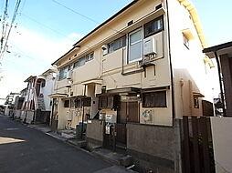 兵庫県神戸市垂水区旭が丘1丁目の賃貸アパートの外観