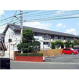 埼玉県さいたま市中央区本町東3の賃貸アパートの外観