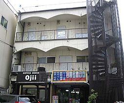 京都府京都市下京区御幸町通四条下る大寿町の賃貸マンションの外観