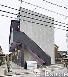 愛知県名古屋市中村区烏森町6丁目の賃貸アパートの外観