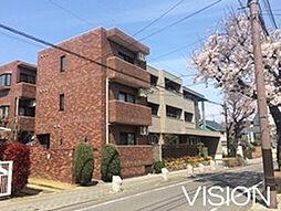 埼玉県さいたま市大宮区上小町の賃貸マンションの外観