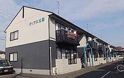 広島県福山市多治米町4丁目の賃貸アパートの外観