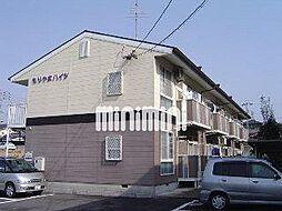 岐阜県美濃加茂市森山町3丁目の賃貸マンションの外観