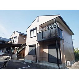 奈良県橿原市栄和町の賃貸アパートの外観