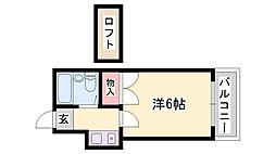 西飾磨駅 2.8万円