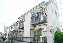 埼玉県さいたま市見沼区大字丸ヶ崎の賃貸アパートの外観