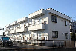 クレストハイツ[2階]の外観